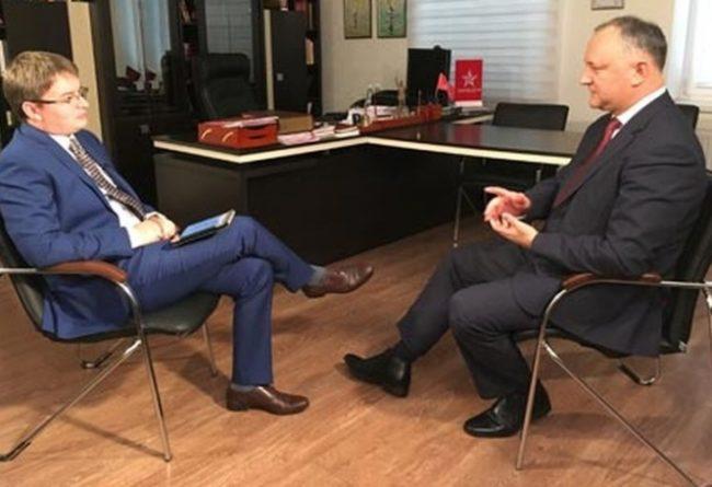 Новият президент на Молдова за политиката на НАТО: Малките народи не трябва да се използват за пушечно месо
