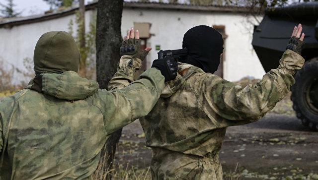 ФСБ задържа нова група украински диверсанти в Севастопол