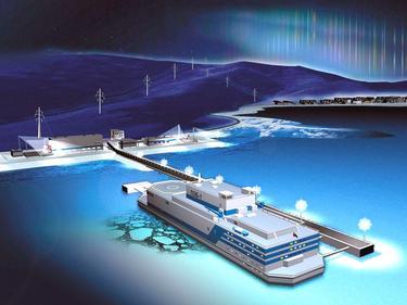"""Русия и Китай започват """"серийно производство"""" на плаващи АЕЦ"""