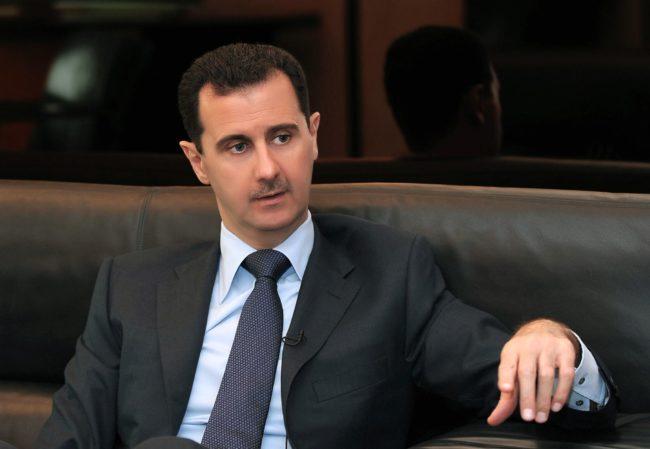 Башар Асад: Политиката на Русия в Сирия се базира на морала и международното право