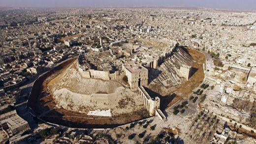 Цитаделата в Алепо
