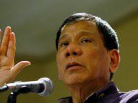 Президентът на Филипините нарече Путин своя идол