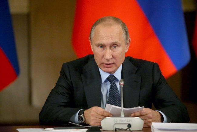 Путин: Нашата армия не застрашава никого, но е в състояние да гарантира сигурността на страната ни