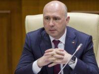 Премиерът на Молдова Павел Филип