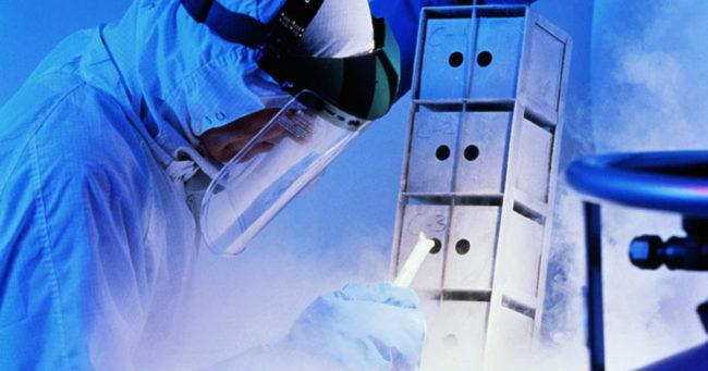 """""""Крио Рус"""" – клиника, която замразява хора"""
