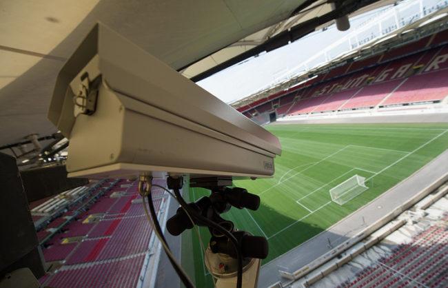 ФИФА поема разноските по поставянето на технологията на голлинията в Русия