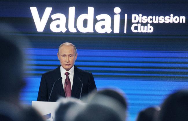 """Путин: """"Време е да се доверите на Русия за общ фронт срещу тероризма"""""""