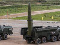 """Русия успешно тества ракета, изстрелвана от """"ядрени влакове"""""""