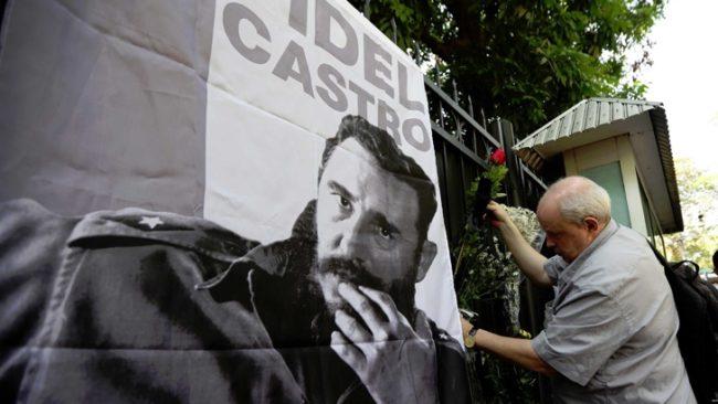 Путин няма да е част от руската делегация, която ще присъствя на погребението на Кастро