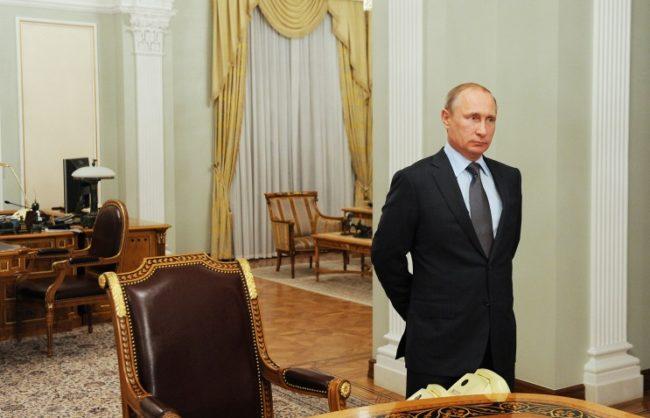 Колко печели Путин?