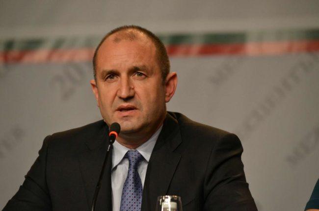 Ген. Радев: Ще търся диалог с Русия