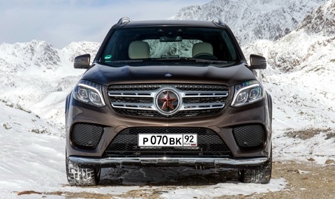 Mercedes-Benz вдига завод в Подмосковието