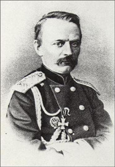 185 години от рождението на генерал Столетов
