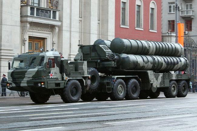 """Турция се въоръжава с руските ПВО С-400 """"Триумф"""""""