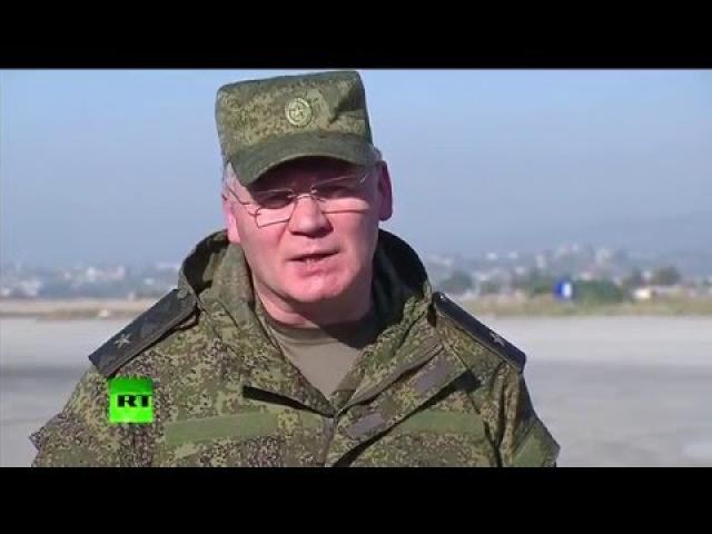 Генерал-майор Игор Конашенков.