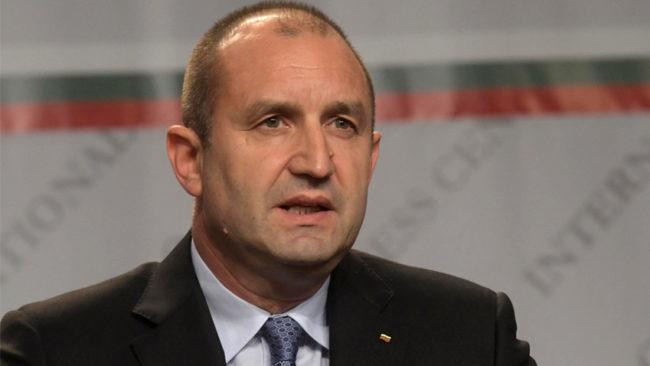 Радев: Обстоятелствата ще ни принудят да потърсим разбирателство с Русия