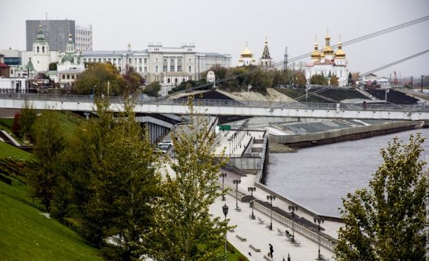 Тюмен отново е най-доброто място за живот в Русия