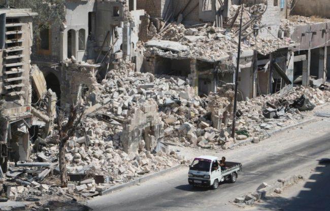 Путин праща мобилни болници в Алепо