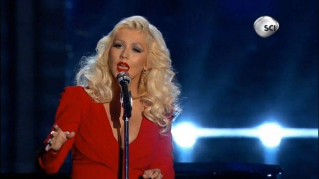 Кристина Агилера ще вземе участие в Руските музикални награди