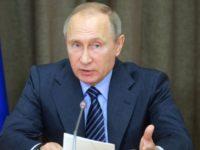 Путин: Разработваме лазерни и роботизирани оръжейни системи