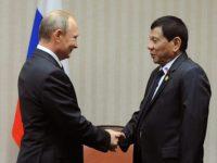 Президентът на Филипините се срещна с Путин, отправи критики към САЩ