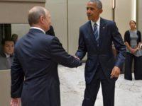 Обама и Путин разговаряха за Сирия и Украйна
