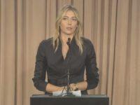 Мария Шарапова отново става посланик на ООН