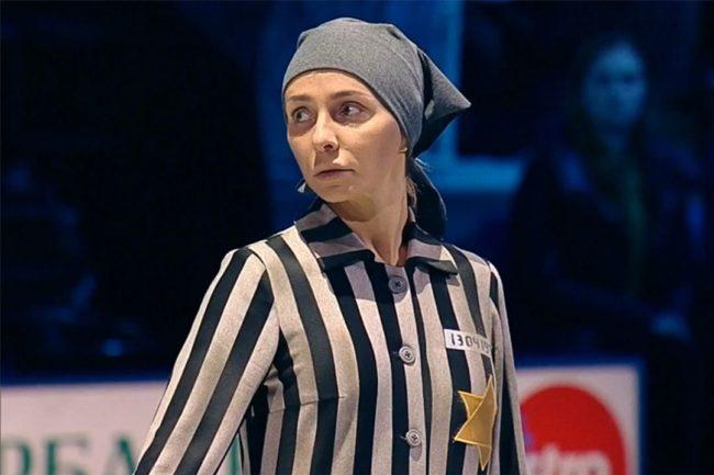 Танц на лед, свързан с Холокоста, предизвика горещи дебати в Русия