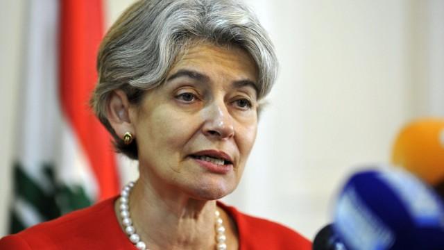 Ирина Бокова: България допусна да изглежда смешна и абсурдна в състезанието за ООН