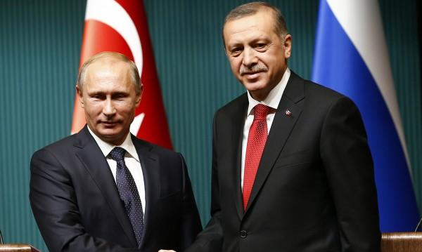Турция и Русия приеха мирен план за Сирия