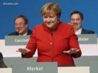 Германия ще преразгледа възгледите си към Русия и НАТО, сподели Меркел