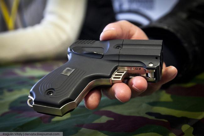 Въоръжават шерифите в САЩ с руски пистолети