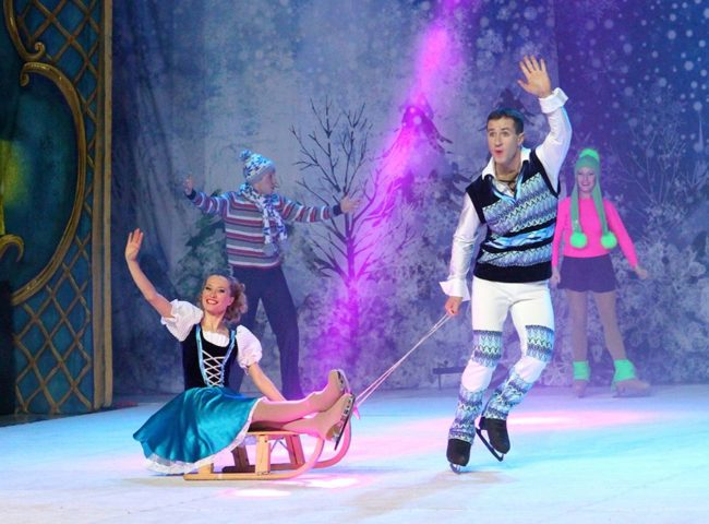 """""""Руски цирк на лед"""" ще ни омагьоса на 7 декември"""
