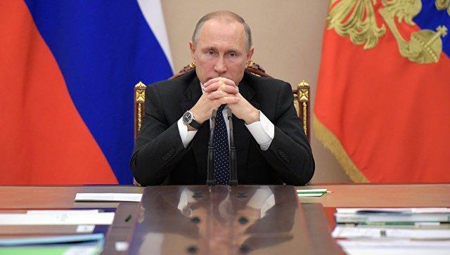 Путин изрази съболезнования на семействата на загиналите при ХМАО