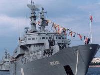 Учебен кораб на руския ВМФ премина успешен ремонт във Варна