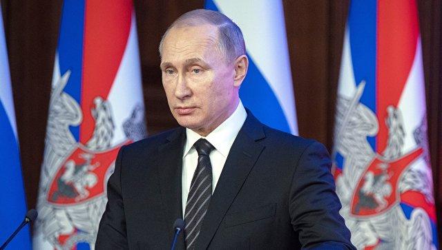 Владимир Путин: Русия е по-силна от всеки потенциален агресор