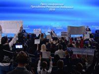 Путин: по-силни сме от всеки агресор