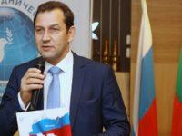 Новият директор на РКИЦ в София: ще издигна работата ни на ново ниво