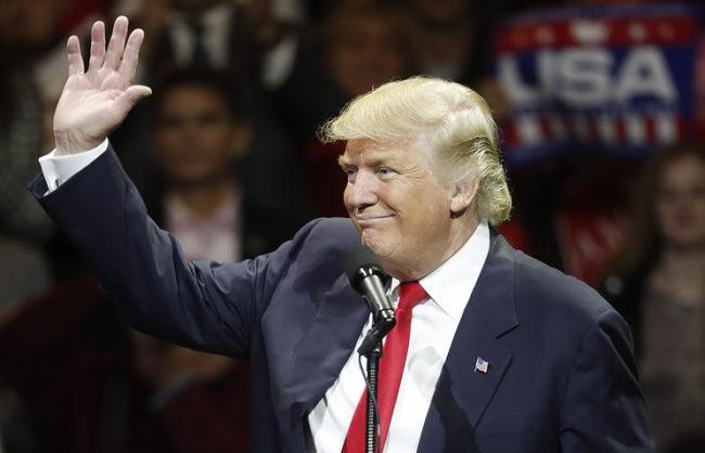 Доналд Тръмп с историческа реч в Охайо за обрат и нова ера във външната политика на САЩ