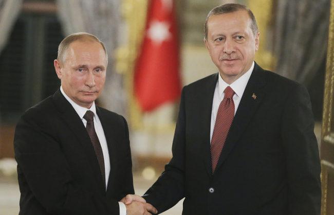 Ердоган предложи на Путин да се разплащат помежду си в национални валути