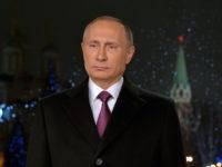Путин ще посрещне Нова година с роднини