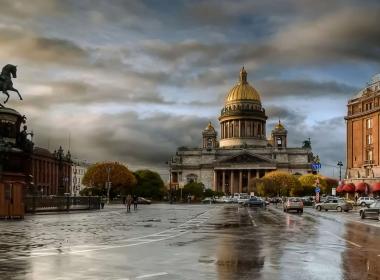 Санкт-Петербург е признат за столица на културния туризъм
