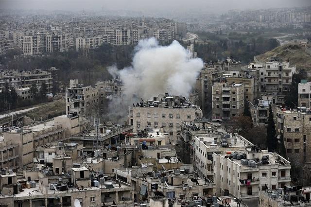 Правителствените сили са превзели Стария град на Алепо
