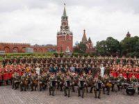 """Ансамбъл """"Александров"""" е визитката на Русия"""