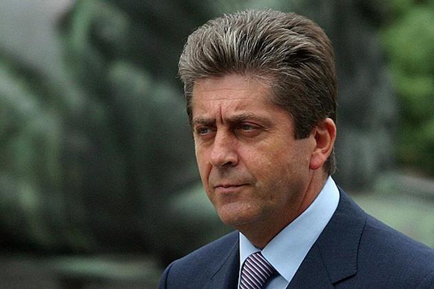 Георги Първанов прие посланика на Русия у нас Анатолий Макаров