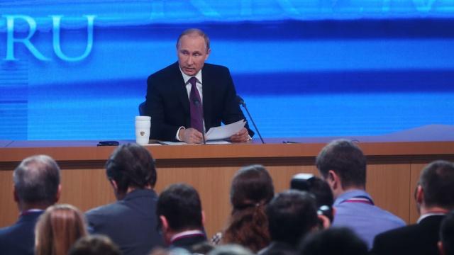 Путин: Предсрочни избори за президент са възможни, но нецелесъобразни