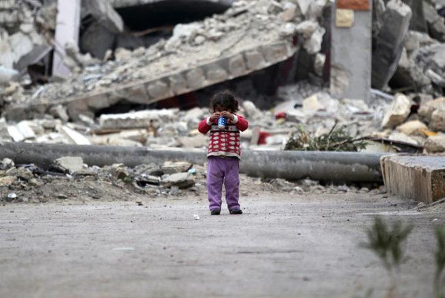 Путин обяви прекратяване на огъня в Сирия