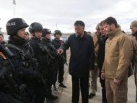 Китайски специални части искат да се обучават в борба с терористи в Чечения