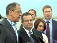 Сергей Лавров с двудневна визита в Сърбия в средата на декември