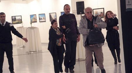 Фотограф: Бурхан Озбилиджъ / Асошиейтед прес